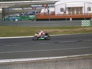 motoGP予選2