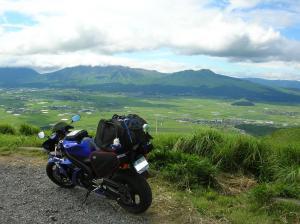2007夏九州 阿蘇