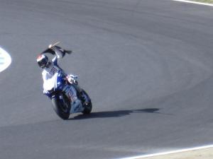 3レース後ロレンソ