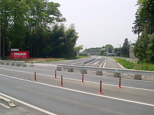 road to ibaraki_kuko1