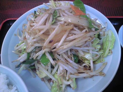 野菜炒め2