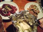 サガリ・葱・豚タン