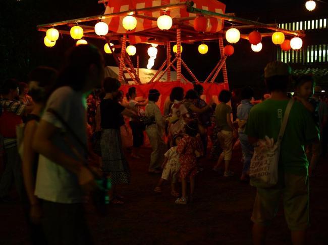 江戸資料館夜 135s