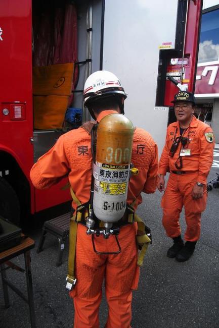 消防隊 058s
