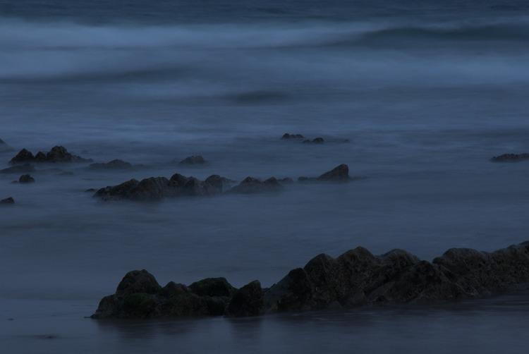 蒼い海 2