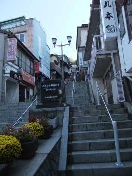 10.19石階段