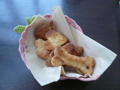 オセロワンコクッキー