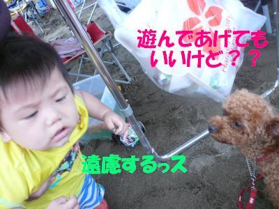 8.11ララと赤ちゃん