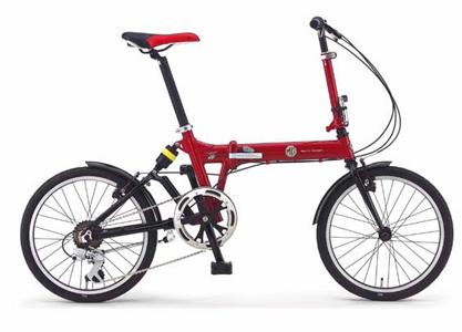 MGの自転車