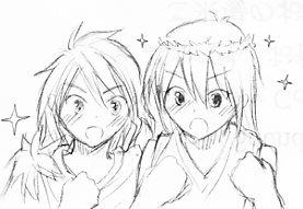 レオンとアレク