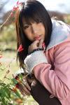 11/22 フレッシュ(Fresh!)撮影会1部の田井中茉莉亜ちゃん@代々木公園の写真(α700&AF50mm:F2.8X1/640s@ISO100)