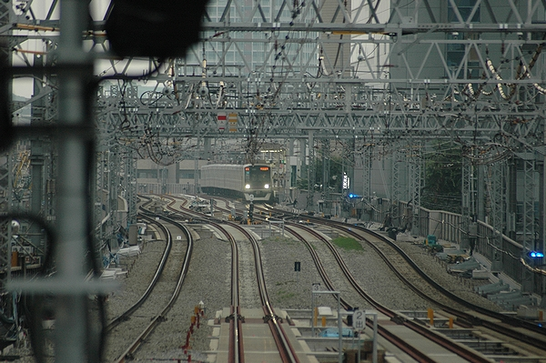 駅間約500m