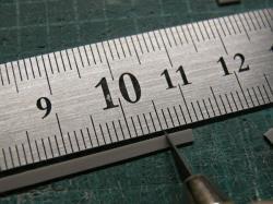 105.1mmでカット