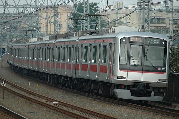 東横5050系