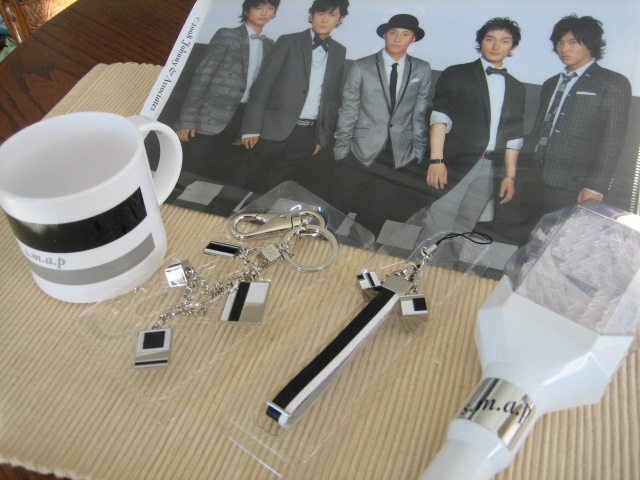 smap グッズ