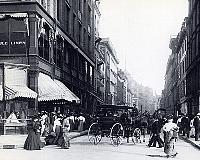 19世紀のボストン