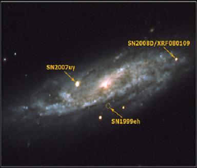 銀河NGC2770 080312