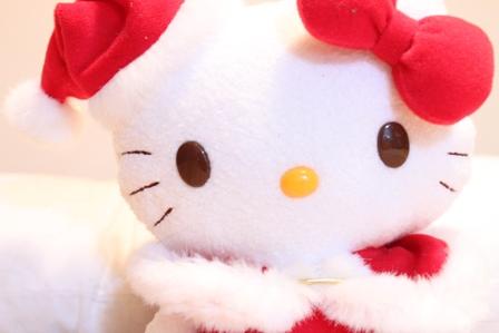 色白キティ