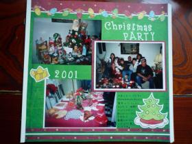 クリスマスLO1