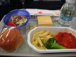 機内食part1