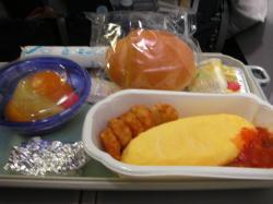 機内食part2