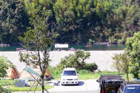 カヌーとキャンプの里「かわらっこ」