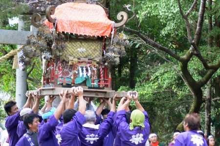 星神社秋の大祭