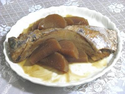 ぶり大根20071202