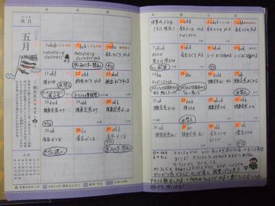 5月の記録