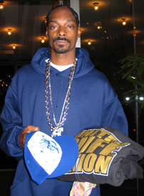 Snoop ×Puff Nation