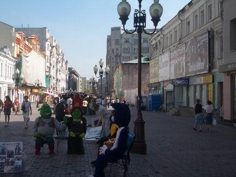 アルバーツカヤ通り