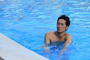 流れるプール2