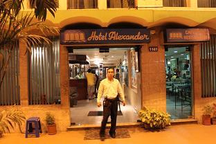 ホテルアレクサンダー