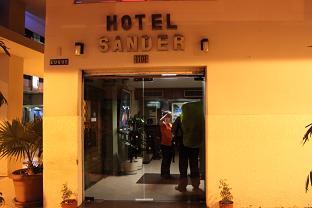 ホテルサンダー