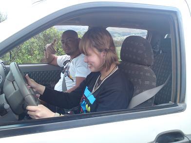 運転手とナビゲーター