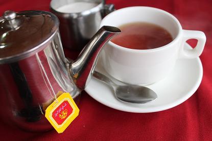 紅茶もアラビック