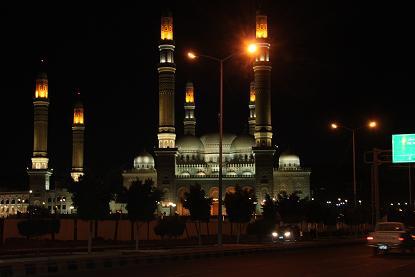 夜大統領モスク