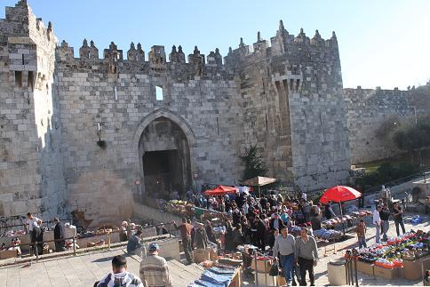 エルサレム城壁
