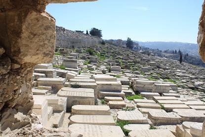 ユダヤ人墓地