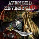 AVENGED SEVENFOLD / CITY OF EVIL