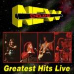 NEW ENGLAND / Greatest Hits Live
