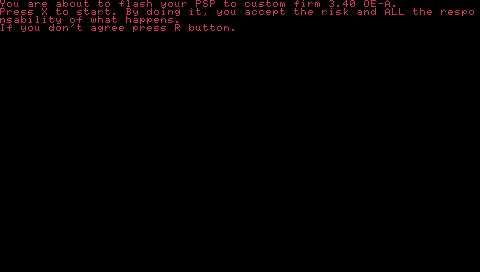 3.40 OE-A Farmware Install