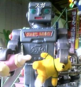 ガロボット