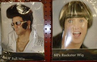 rock wig