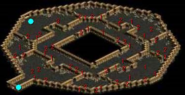塔B5マップ