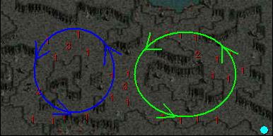 スパインホールマップ