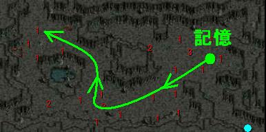 2番目のスパインホールマップ