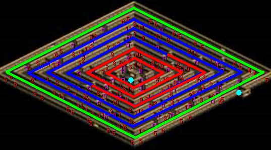 モリネル1Fマップ