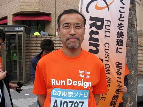 東京マラソン2009_小嶋さん