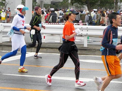東京マラソン2009_浅井さん